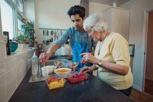 Services d'assistance : logements avec services de soutien